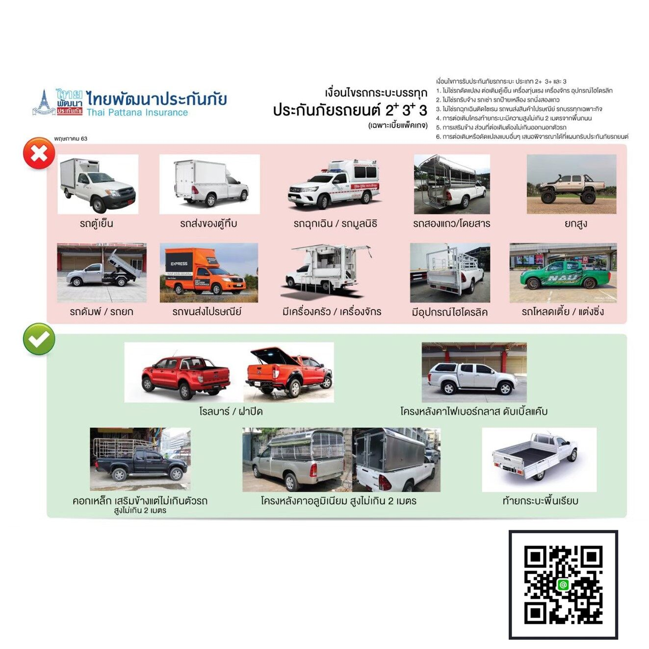 รีวิว ประกันรถยนต์ 3 + สุดเวิร์ค( เก๋ง ,กระบะ) ทุนประกัน 150,000 บาท รถชนรถ รถพลิกคว่ำ รถตกถนน รถเสีย/รถยก ทรัพย์สินคู่กรณี ค่ารักษา ไม่มีค่าเสียหายส่วนแรก บริการช่วยเหลือฉุกเฉิน 24 ชั่วโมง(ไม่จำกัดครั้ง)
