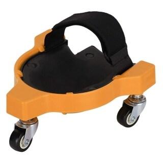 Rolling Knee Protection Pad with Wheel Built in Foam Padded Laying Platform Universal Wheel Kneeling Pad thumbnail