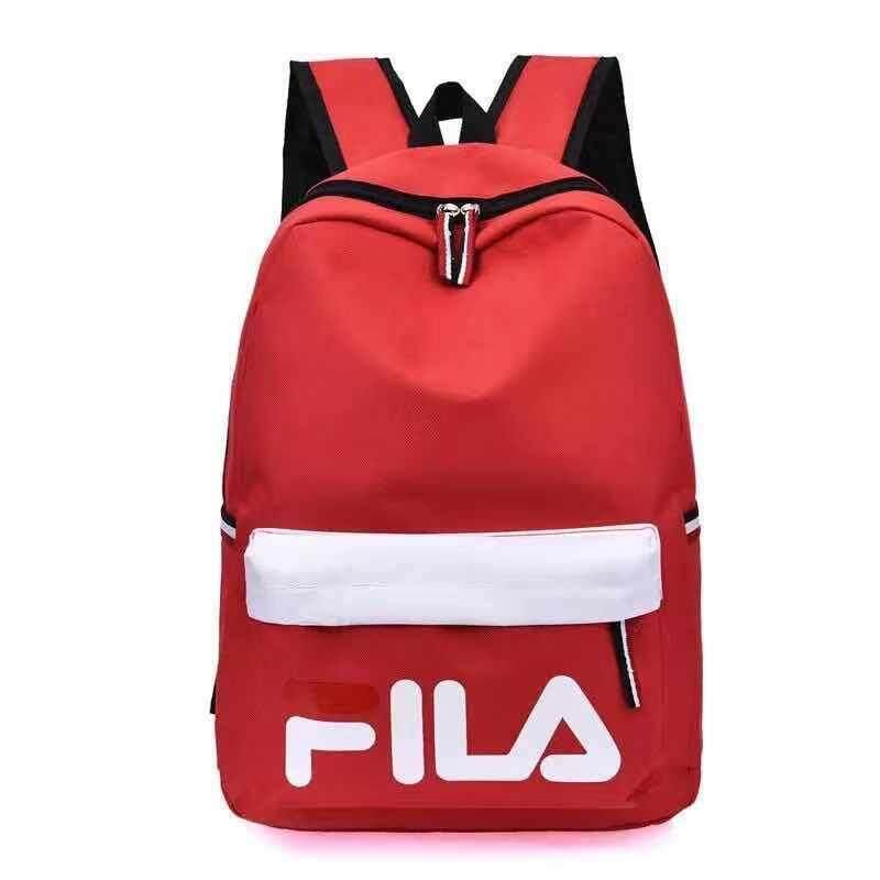 Filaกระเป๋าสะพาย กระเป๋า กระเป๋าเป้ กระเป๋าสะพายหลัง Backpack กระเป๋า ผู้หญิง กระเป๋าแฟชั่น กระเป๋าเดินทาง By Lucky Shop.