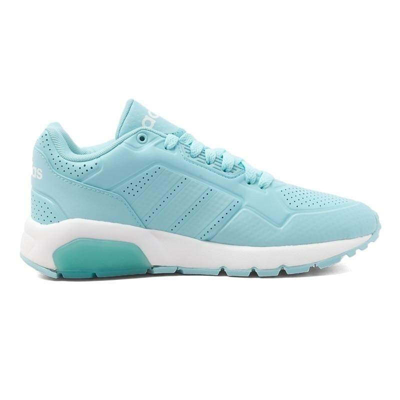 Mã Khuyến Mại tại Lazada cho Adidas_Air_Force_Women_Breathable_Skateboarding_Shoes_Lace-up_Cotton_Fabric_Outdoor_Sports_Running_Sneakers_B74585