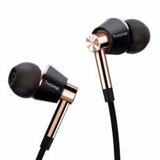 1MORE Design Triple Drivers Earphones (สีดำ)