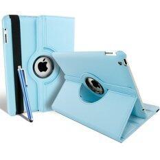 NL Case Phone เคส iPad 2/3/4 รุ่น หมุน 360 องศา (Blue)