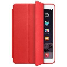 1st Cyber เคสไอแพด แอร์ 2 รุ่น Ultra slim PU Leather Flip Smart Stand Case For Apple iPad Air2 (Red)