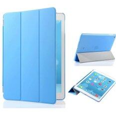 "1st Shop เคสไอแพด 2/3/4 ""Magnetic"" iPad 2/3/4 case Magnetic Smart Cover for Apple iPad 2/3/4 (สีฟ้า)"