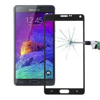 0.3 มิลลิเมตรฟิล์มป้องกันภาพสั่นไหวแบบเต็มหน้าจอฟิล์มกระจกนิรภัยสำหรับ Samsung Galaxy หมายเหตุ 4 (สี-