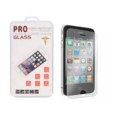 โปรโมชั่น ฟิล์มกระจก บาง 26Mm 2 5D Tempered Glass Screen Protector รุ่น Iphone4 4S ถูก
