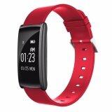 ส่วนลด 96 Inch Oled N108 Bluetooth Smart Bracelet Heart Rate Blood Pressure Blood Oxygen Monitor Smart Wristband For Android And Ios Intl จีน