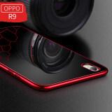 ซื้อ Ya ที่ดีโทรศัพท์มือถือเปลือก Oppor9S ซิลิโคนแขน R9Splus นุ่มบุคลิกภาพชายรุ่นชุบ ถูก ฮ่องกง