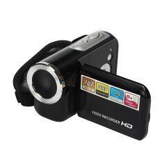 1.5นิ้ว TFT 16มกาพิกเซล 8 x กล้องวีดีโอ Dvของกล้องถ่ายวิดีโอดิจิตอลซูม (สีดำ)