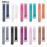 ราคา 10 Pcs Pack Of Adjustable Replacement Wristband Strap For Fitbi T Alta Hr Intl เป็นต้นฉบับ
