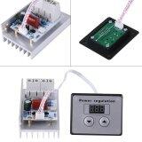 ซื้อ 10000W Scr Digital Voltage Regulator Speed Control Dimmer Thermostat Ac 220V 80A Intl ออนไลน์ จีน