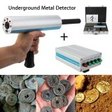 ซื้อ 1000M Long Range Search Silver Metal Underground Detection Locator Detector Scanner Aks Handhold 3D Professional Metal Diamond Finder Gold Intl ใหม่ล่าสุด
