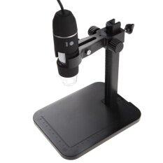 1000x8 2mp ยูเอสบีกล้องจุลทรรศน์ดิจิตอล Endoscopemagnifier + ขาตั้งยก.