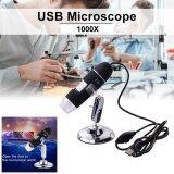 ราคา กล้องไมโครสโคป 1000X Usb Microscope สำหรับ Winxp 7 Black เป็นต้นฉบับ