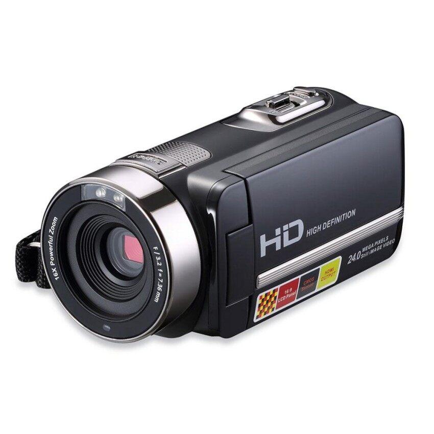 ขาย 1080 จุด Ir Ir กลางคืนวิสัยทัศน์กล้องวิดีโอ Dv 3 16X Zoom กล้อง Us Eu สหราชอาณาจักร นานาชาติ ใน จีน