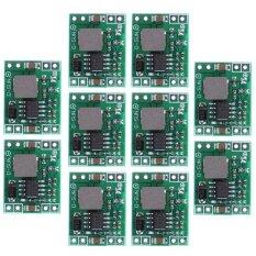 ราคา 10Pcs Mini 3A Dc Dc Converter Step Down Buck Power Supply Module 24V 12V 9V To 5V Intl ที่สุด