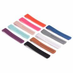ขาย 10X Replacement Wristband Band Strap Bracelet For Fitbit Charge 2 Tracker Intl ถูก ใน Thailand