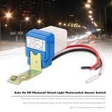 ราคา เอซีดีซี 12โวลต์ 10 Amps รถยนต์บนถนน หรือปิดสวิตช์ไฟตาแมว Photoswitch ระหว่างประเทศ ที่สุด