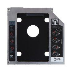 ขาย 12 7Mm Sata Hdd Ssd Hard Drive Caddy Optical Dvd Bay Adapter Vakind เป็นต้นฉบับ