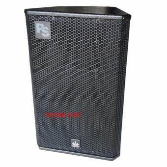 ตู้ลำโพง 12นิ้ว PS12 PROEURO TECH FULL-Range Speaker 300WATT RMS.