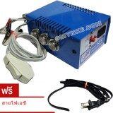 ราคา หม้อน๊อคปลา หม้อแปลงจากแบตเตอรี่ 12 V เป็นไฟบ้าน Ac 110V และ 220V หม้อช๊อตปลา Inverter อินเวอร์เตอร์ หม้อแปลง Gm 8306 6 ปุ่ม Thailand