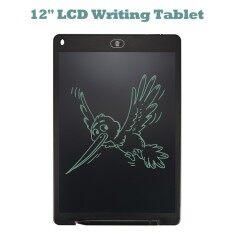 โต๊ะเขียนหนังสือ Lcd 12 กระดาษไร้สาย E-Writer Office หน้าแรกวาด Memo แท็บเล็ต.