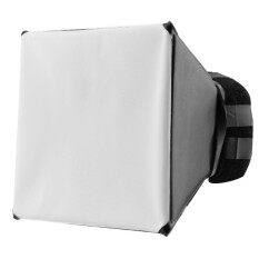 125x100mm Universal Foldable Dslr Photo Flash Light Soft Box - Intl.