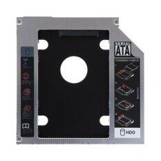 12 7Mm Sata Hdd Ssd Hard Drive Caddy Optical Dvd Bay Adapter Intl Intl เป็นต้นฉบับ