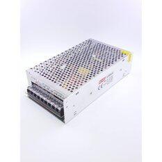 กล่องรวมไฟ (แบบรังผึ้ง) 9 Ch. 12V 20A 240W สำหรับกล้องวงจรปิด ไม่ใช้ อแดปเตอร์ Switching Power Supply