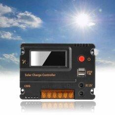 ขาย 12 โวลต์ 24 โวลต์ 20A แผงเซลล์แสงอาทิตย์แบตเตอรี่อัจฉริยะแบบ Dual Usb Oobest ถูก