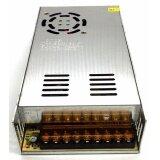 ราคา กล่องรวมไฟ แบบพัดลม 12V 30A 360W สำหรับกล้องวงจรปิด ไม่ใช้ อแดปเตอร์ Switching Power Supply ใหม่ ถูก