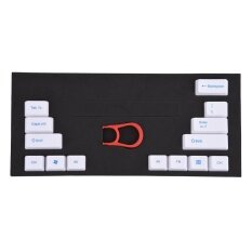 14 Key Caps ABS Mechanical Keyboards Keycap with Key-Cap Puller Remover (Transparent)THB266. THB 266