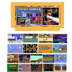 ตลับเกมส์ดังหายาก 150 in 1 ร็อคเมน คูนิโอะ กับตันสึบาสะ เต่านินจา สำหรับFAMICOM แฟมิค่อม family เครื่องเกมส์ Famicom