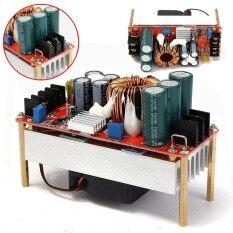 ราคา 1500W 30A Dc Boost Converter Step Up Power Supply Module In10 60V Out 12 90V Intl จีน