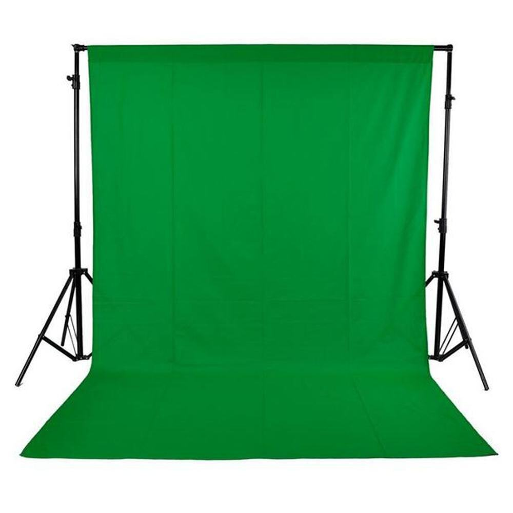 1.6 x 3M / 5 x 10FT Photography Studio Non-woven Backdrop Background Screen Green Outdoorfree – intl