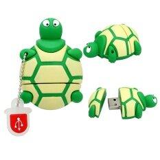 ขาย ซื้อ 16G Tortoise Usb Flash Disk Memory Stick Pen Dirve High Speed Thumb Drive Storage Device Style A Intl