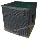 ราคา ตู้ลำโพงซับเบส 18 นิ้ว 1500วัตต์ ไม้อัด20มิล Sub Wooffer Speaker Sub 181500W เป็นต้นฉบับ Nke Audio