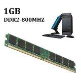 ขาย ซื้อ 1Gb Pc2 6400U Ddr2 240Pins 800Mhz Computer Desktop Pc Dimm Memory Sdram Ram Intl ใน จีน