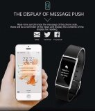 1Pc Sports Health Monitoring Bluetooth Waterproof Smart Bracelet For Android Ios Intl เป็นต้นฉบับ