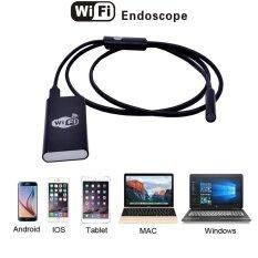 1 ชิ้น Wifi Wireless สำหรับ Iphone Android Endoscope Borescope 2.0mp 8 มิลลิเมตร 2 เมตร Camera - Intl