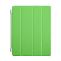 1st Cyber เคสไอแพด 2/3/4 Magnetic Smart Cover and Hard Clear Back Case for iPad 2/3/4 (Green)