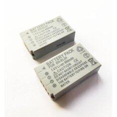 แพ็คคู่ จำนวน 2 ก้อนBattery En El24 แบตเตอรี่กล้อง Nikon รุ่น En El24 Replacement Battery For Nikon ใหม่ล่าสุด