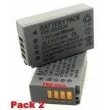 ความคิดเห็น แพ็คคู่ 2 ชิ้น Battery แบตเตอรี่กล้อง รหัส En El24 Replacement Battery For Nikon 1 J5