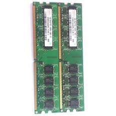 ซื้อ แพ็ค 2 Hynix 2X 1Gb 2Rx8 Pc2 5300 Ddr2 667Mhz 240Pin Dimm Desktop Memory Ram แรมเครื่องคอมพิวเตอร์ Pc Desktop ออนไลน์