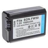 ขาย แพ็คคู่2ชิ้น แบตเตอรี่กล้อง รหัสแบต Np Fw50 Npfw50 1080Mah แบตกล้องโซนี่ Sony For Sony Sony Nex 3 Nex 5 Nex 5N Nex 5T Slt A7 A33 A35 A37 A55 A3000 A5000 A5100 A6000 A6300 Qx1 Rx10 Black Unbranded Generic เป็นต้นฉบับ