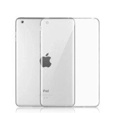 เคสไอแพดแอร์2 Transparent Soft TPU Back Case Cover Skin Shell for Apple iPad Air2 (Clear)
