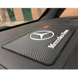 ส่วนลด 20 X 14Cm Non Slip Mat Dashboard Sticky Pad Adhesive Mat For Benz Logo Car Accessories Intl จีน
