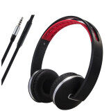 ราคา 2016 High Quality Stereo Lightweight Foldable Headphones Adjustable Headband Headsets With Microphone And Volume Control 3 5Mm For Cellphones Smartphones Iphone Laptop Computer Mp3 4 Earphones Black ออนไลน์