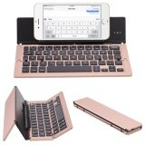 ราคา 2017 New Foldable Wireless Bluetooth Keyboard With Kickstand For Iphone Ipad Pro Ipad Air 2 Air Ipad Mini 3 Mini 2 Ipad Galaxy Tabs And Other Windows Android Ios Tablet Smart Phones Intl Unbranded Generic เป็นต้นฉบับ