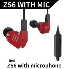ขาย 2017 ใหม่ล่าสุด Kz Zs6 2Dd 2Ba ไฮบริดในหูหูฟังไฮไฟดีเจ Monito วิ่งกีฬาหูฟังหูฟังหูฟัง Kz Zs5 พร้อมไมโครโฟน ออนไลน์ จีน